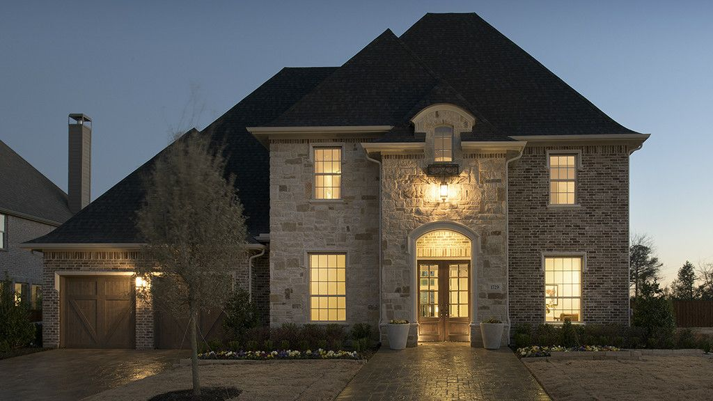 Single Family for Sale at 7445 Model Plan 3500 Sutton Drive Flower Mound, Texas 75028 United States