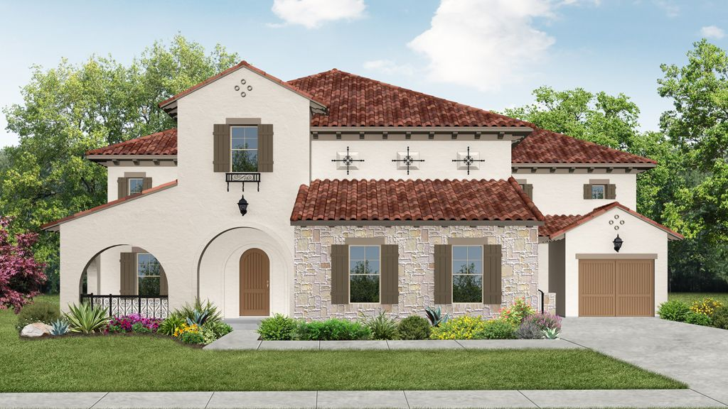 Single Family for Sale at Riverstone, Avalon 80' Luxury Homes, 8000 Series - 8091 5406 Pipers Creek Court Sugar Land, Texas 77479 United States