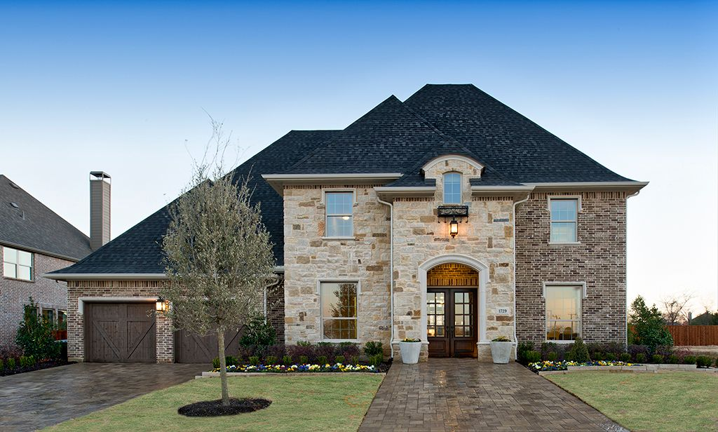 Single Family for Sale at 7225 Plan 1754 Hunters Lane Flower Mound, Texas 75028 United States