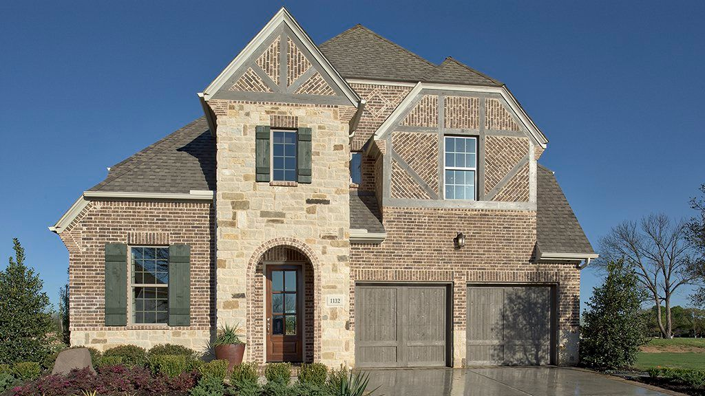 Single Family for Sale at 4045 Plan 346 Hill Creek Lane Grapevine, Texas 76051 United States