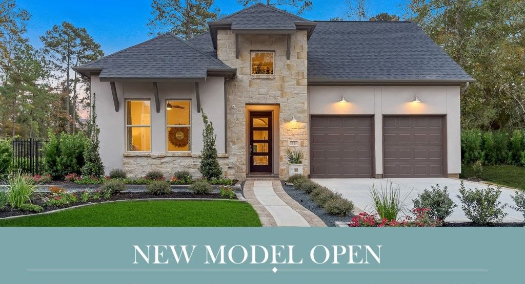 The Woodlands Creekside 55s Cassena Grove By Darling Homes