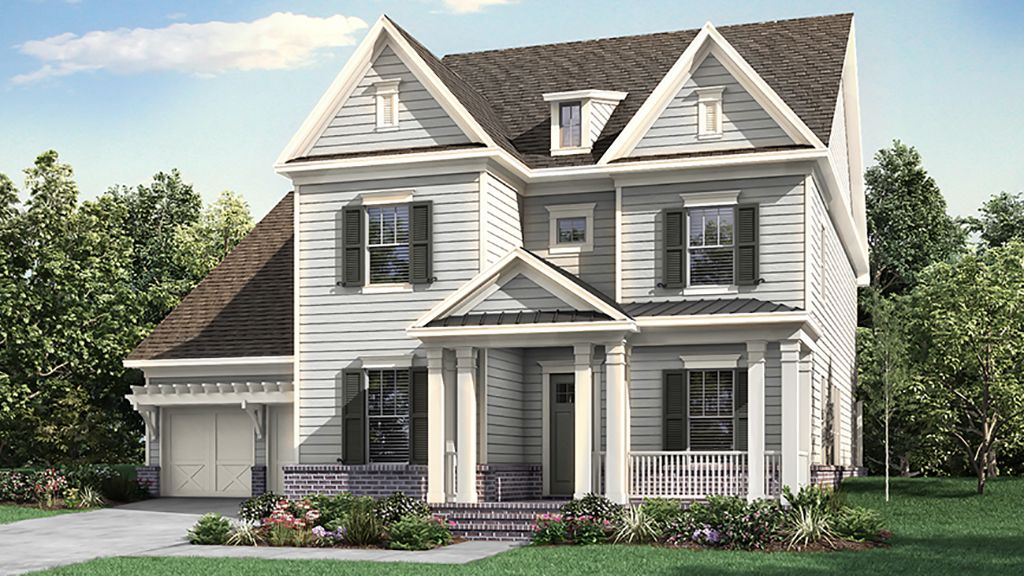Single Family for Active at 1881 Model Plan 7416 Cormac Street McKinney, Texas 75071 United States
