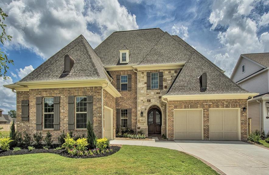 Single Family for Active at 7275 2106 Sweet Drift Circle Conroe, Texas 77384 United States