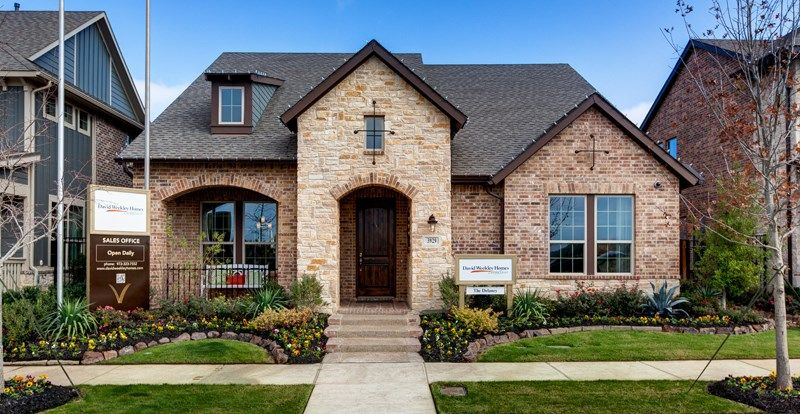 Single Family for Sale at Delaney 4633 Lafayette Avenue Fort Worth, Texas 76107 United States
