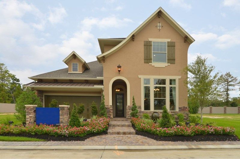 Single Family for Sale at The Reserve At Grogan's Mill - Emory 302 Sonoma Court Shenandoah, Texas 77384 United States