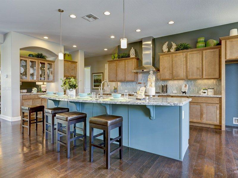 Single Family for Sale at Saguaro 18115 W Wind Drift Dr Goodyear, Arizona 85338 United States