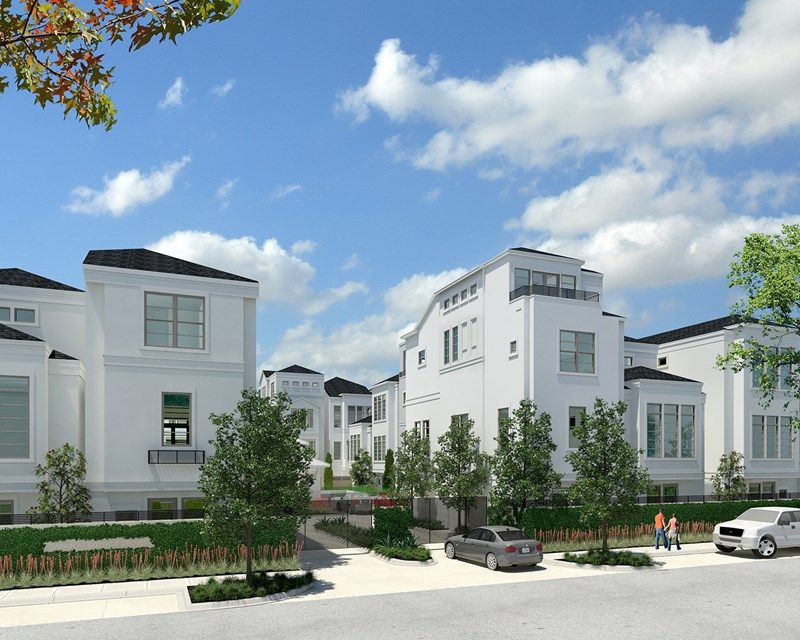 Single Family for Sale at Larkin At Cottage Grove - Mckinley 5441 Larkin St Houston, Texas 77007 United States