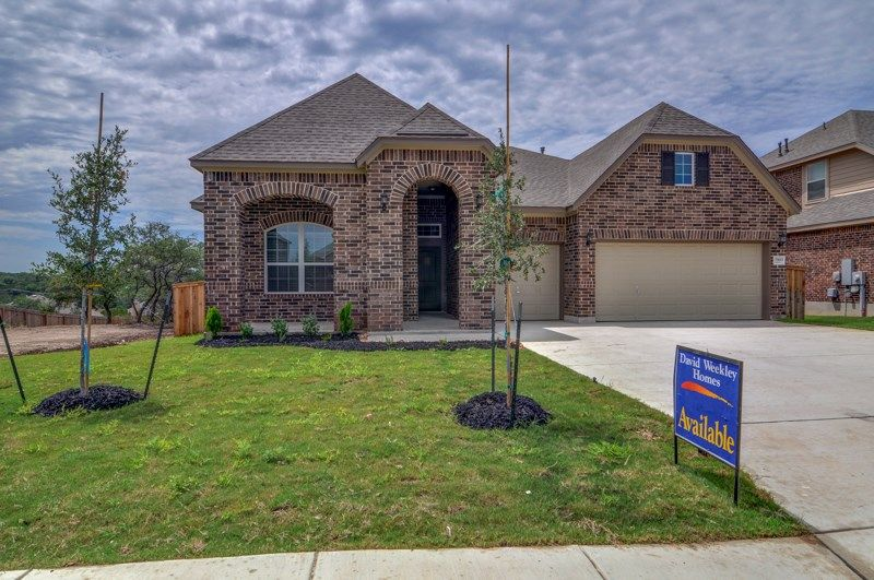 Single Family for Sale at Triana - Estates Series - Purdue 10522 Newcroft Place Helotes, Texas 78023 United States