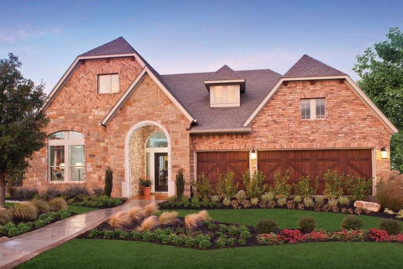 Single Family for Sale at Triana - Estates Series - Darby 10522 Newcroft Place Helotes, Texas 78023 United States