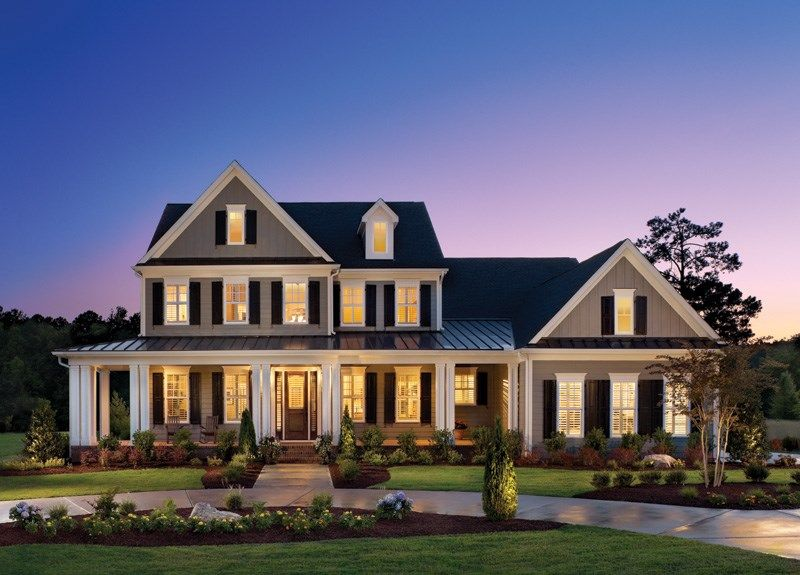 Single Family for Sale at Dunhill - Meadowridge 6265 Moinear Lane Chapel Hill, North Carolina 27514 United States