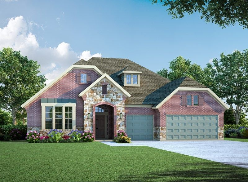 Single Family for Sale at Rogers Ranch - Ketner 3103 Apache Plume San Antonio, Texas 78258 United States