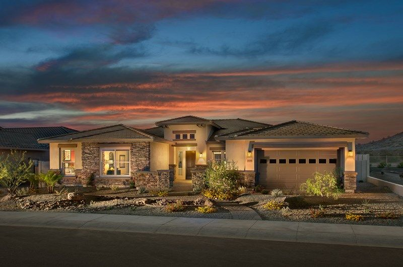 Single Family for Sale at Splendor 12014 S 181st Dr Goodyear, Arizona 85338 United States