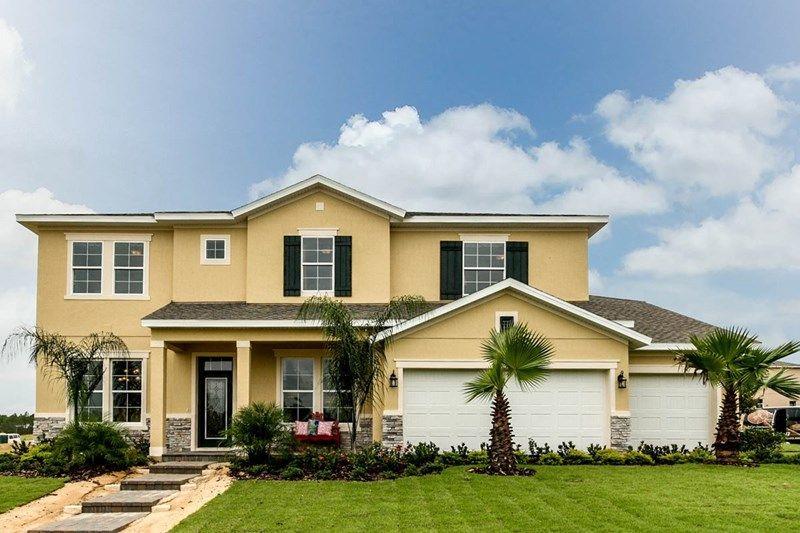 Unique la famille pour l Vente à Wayland 16410 Good Hearth Boulevard Clermont, Florida 34711 United States