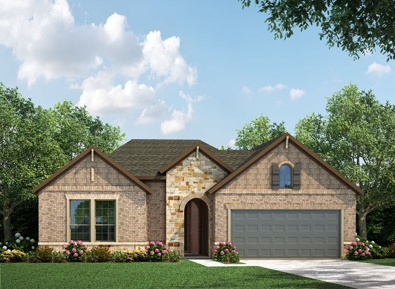 Single Family for Sale at Triana - Estates Series - Kentfield 10522 Newcroft Place Helotes, Texas 78023 United States