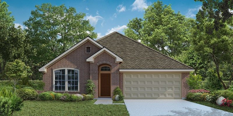 Single Family for Sale at Enclave At Castlebridge - Romero 106 Saddle Drive Jersey Village, Texas 77065 United States