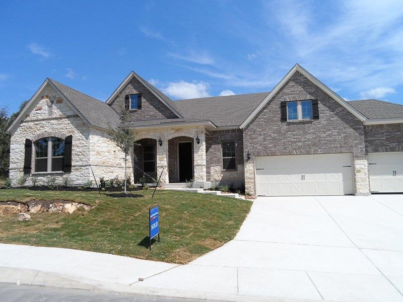 Single Family for Sale at Triana - Estates Series - Costello 10522 Newcroft Place Helotes, Texas 78023 United States