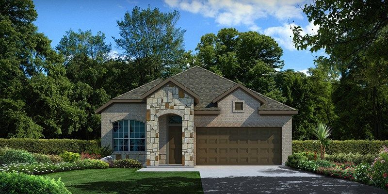 Single Family for Sale at Enclave At Castlebridge - Pewter 113 Saddle Drive Jersey Village, Texas 77065 United States
