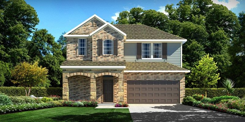 Single Family for Sale at Enclave At Castlebridge - Quarry 106 Saddle Drive Jersey Village, Texas 77065 United States