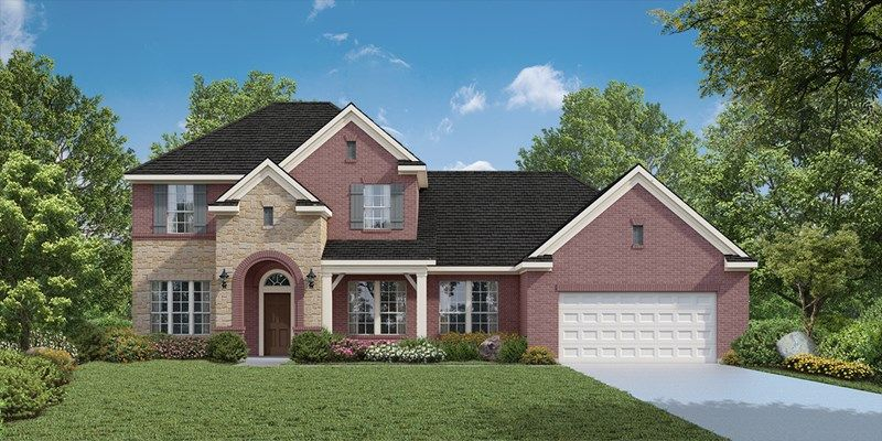 Single Family for Sale at Triana - Estates Series - Wiesner 10522 Newcroft Place Helotes, Texas 78023 United States