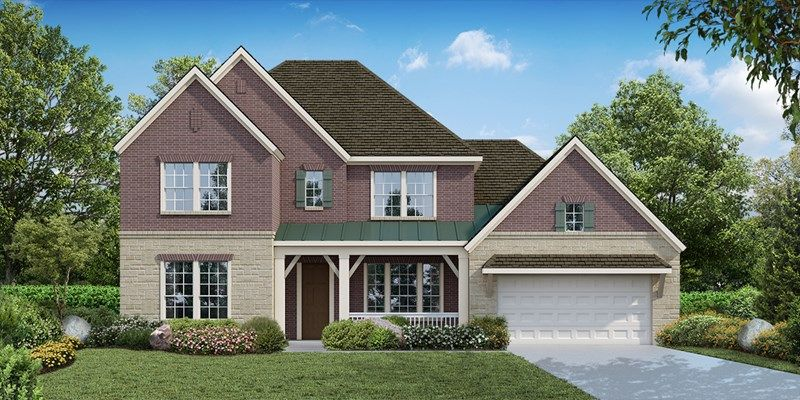 Single Family for Sale at Triana - Estates Series - Lakemont 10522 Newcroft Place Helotes, Texas 78023 United States