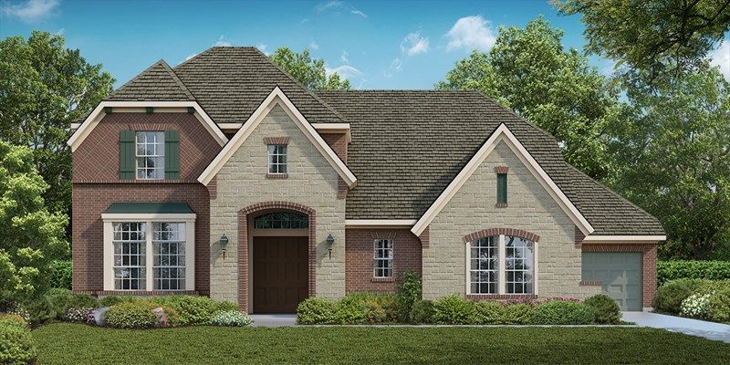 Single Family for Sale at Triana - Estates Series - Castanza 10522 Newcroft Place Helotes, Texas 78023 United States
