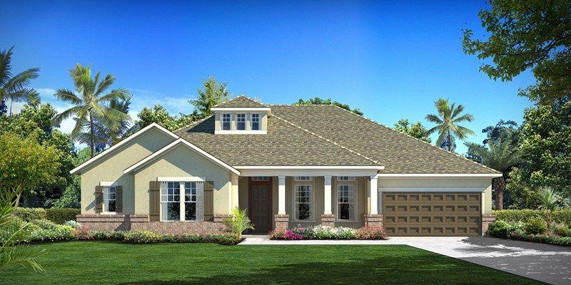 Single Family for Sale at Manotak 2518 Riley Oaks Trail Jacksonville, Florida 32223 United States