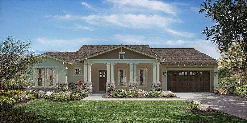 Single Family for Sale at Victory At Verrado - Enchantment 20746 W. Pasadena Avenue Buckeye, Arizona 85396 United States