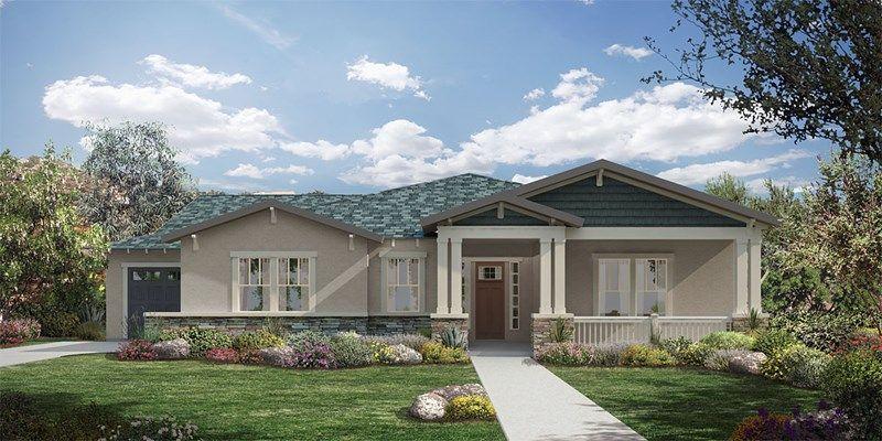 Single Family for Sale at Victory At Verrado - Celebration 20746 W. Pasadena Avenue Buckeye, Arizona 85396 United States