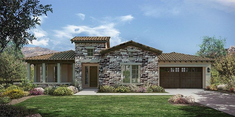 Single Family for Sale at Victory At Verrado - Fruition 20746 W. Pasadena Avenue Buckeye, Arizona 85396 United States