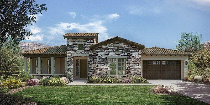 Single Family for Sale at Victory At Verrado - Fruition 20746 W. Pasadena Avenue Buckeye, Arizona 85396 United States