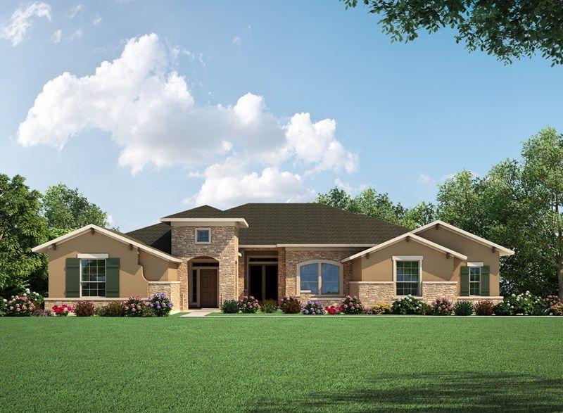 Single Family for Sale at The Preserve At Thomas Springs - Brosnan 9828 Fallow Run Austin, Texas 78736 United States