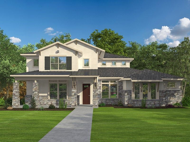 Single Family for Sale at The Preserve At Thomas Springs - Haggerty 9828 Fallow Run Austin, Texas 78736 United States