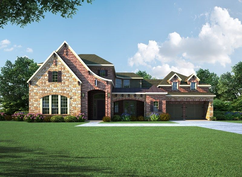 Single Family for Sale at The Preserve At Thomas Springs - Moonstar 9828 Fallow Run Austin, Texas 78736 United States