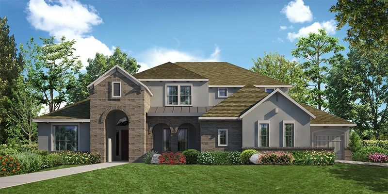 Single Family for Sale at The Preserve At Thomas Springs - Claudette 9828 Fallow Run Austin, Texas 78736 United States