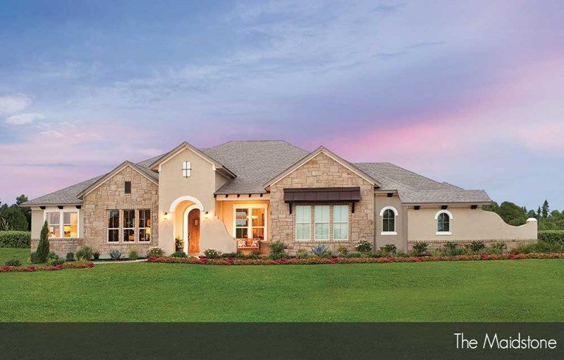 Single Family for Sale at The Preserve At Thomas Springs - Maidstone 9828 Fallow Run Austin, Texas 78736 United States