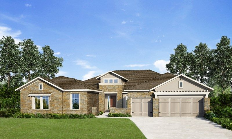 Single Family for Sale at The Preserve At Thomas Springs - Belleview 9828 Fallow Run Austin, Texas 78736 United States
