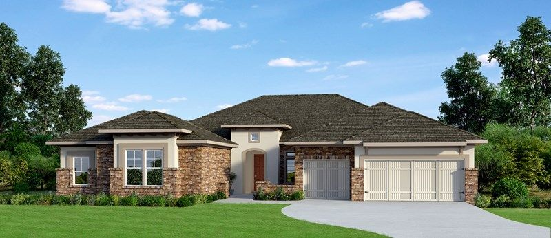 Single Family for Sale at Belleview 3001 Alton Place Round Rock, Texas 78665 United States