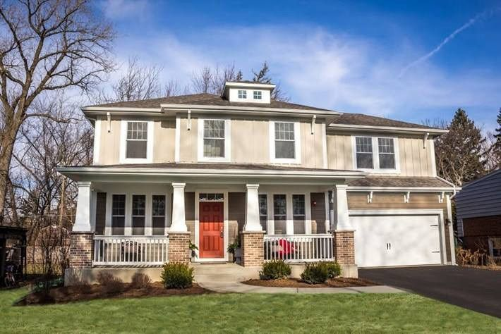 Single Family for Sale at Lindell 317 E. Lake St Barrington, Illinois 60010 United States