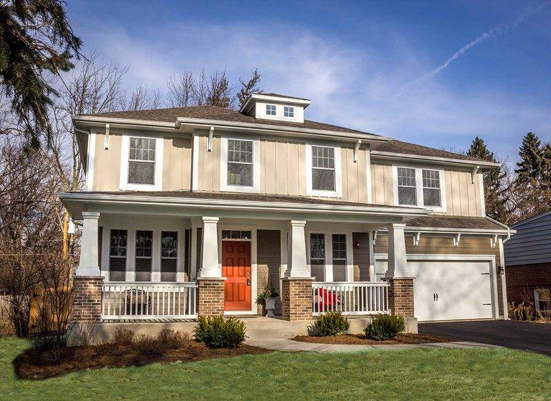 Single Family for Sale at Custom-Built Homes - Billingsgate 1930 Thoreau Drive North, Suite 160 Schaumburg, Illinois 60173 United States