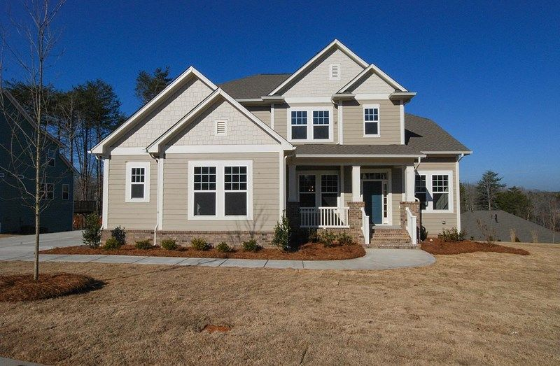 11412 fullerton place drive huntersville nc new home