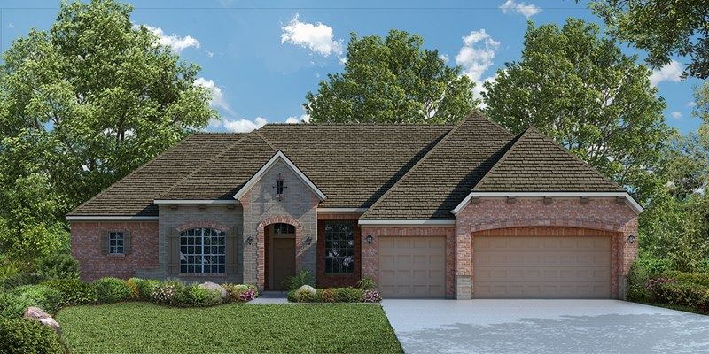 Single Family for Sale at Triana - Estates Series - Demille 10522 Newcroft Place Helotes, Texas 78023 United States