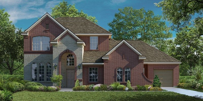 Single Family for Sale at Triana - Estates Series - Treemont 10522 Newcroft Place Helotes, Texas 78023 United States