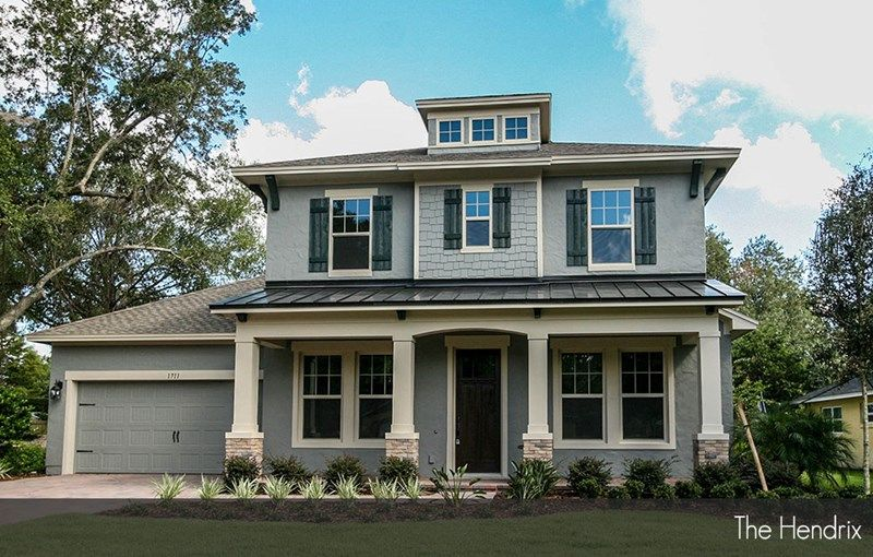 Single Family for Sale at Conquest 617 Worthington Dr Winter Park, Florida 32789 United States