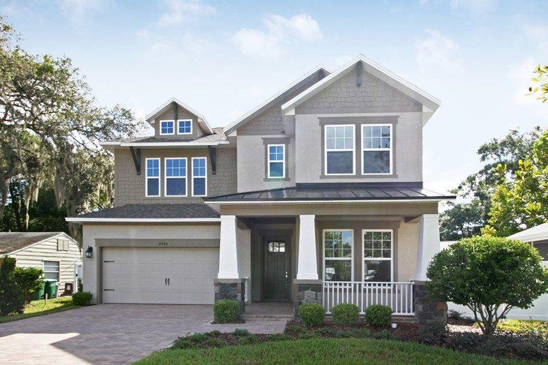Single Family for Sale at Seaberg 133 Burks Cr Winter Park, Florida 32789 United States