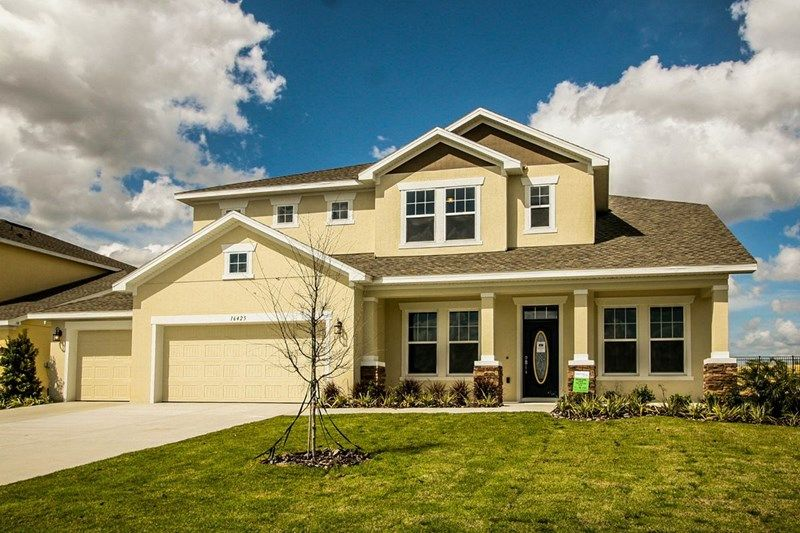 16437 good hearth boulevard clermont fl new home for