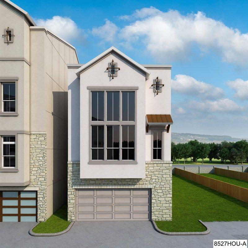 Single Family for Sale at Reserve At Washington - Roundstone 721 Algona Houston, Texas 77008 United States