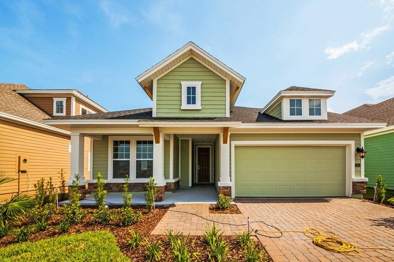 David Weekley Homes Addison Park At Town Center Galleon 1139760 Ponte Vedra Fl New Home