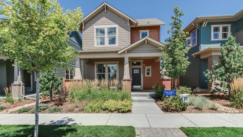 Single Family for Sale at Stapleton Bluff Lake - Salida 10270 E. 26th Ave Denver, Colorado 80238 United States