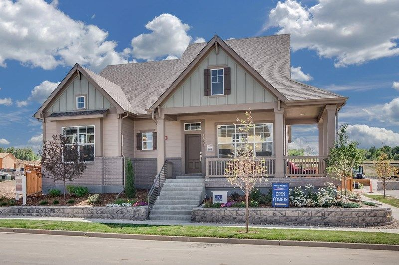 Single Family for Sale at Parry Peak 5651 West 95th Place Westminster, Colorado 80020 United States