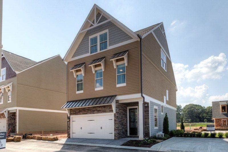 Single Family for Sale at Aveda 1021 Moorewood Lane Smyrna, Georgia 30080 United States
